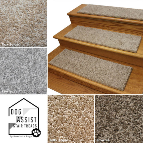 Cornerstone DOG ASSIST Carpet Stair Treads