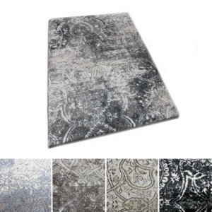 Edge Water Vintage Acid Wash Area Rug Tides Collection Carpet