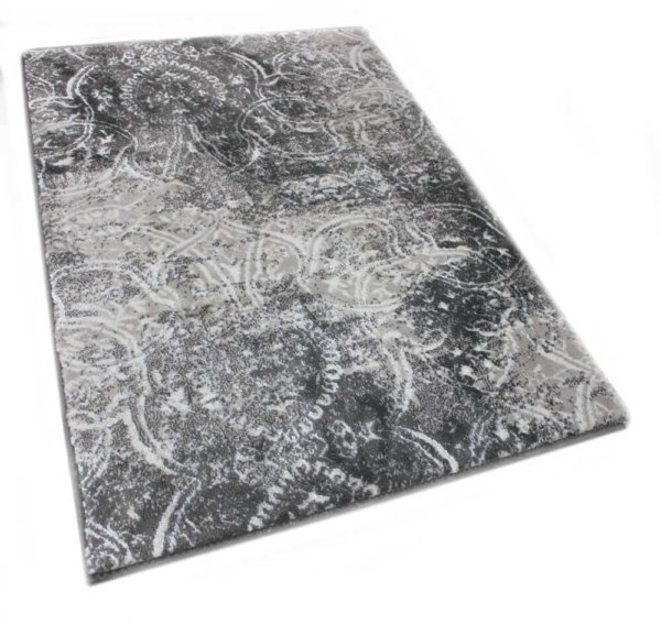 Edge Water Vintage Acid Wash Area Rug Tides Collection Stone Rug