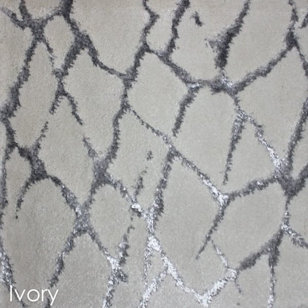 Fair Water Abstract Tides Collection Ivory