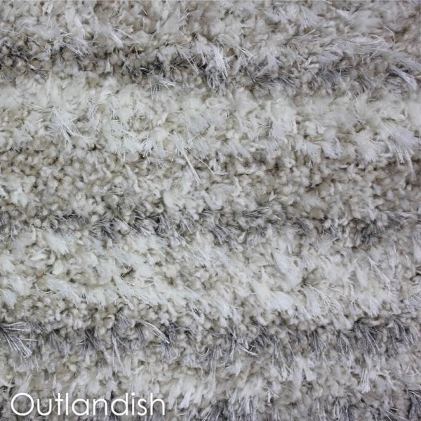 Virtuoso Ultra Soft Area Rug Shagtacular Collection Outlandish