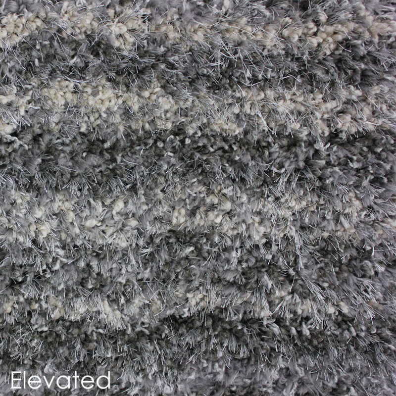 Virtuoso Ultra Soft Area Rug Shagtacular Collection Elevated