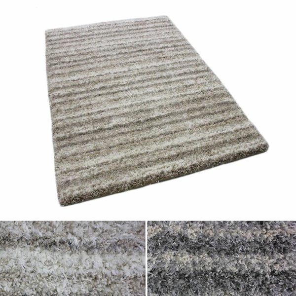 Virtuoso Ultra Soft Area Rug Shagtacular Collection Collage