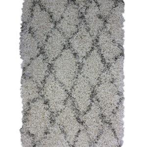 Moroccan Kasbah Shag Pattern Area Rug Collection Sel De Mar Top