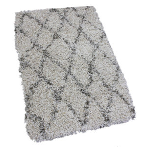 Moroccan Kasbah Shag Pattern Area Rug Collection Rug