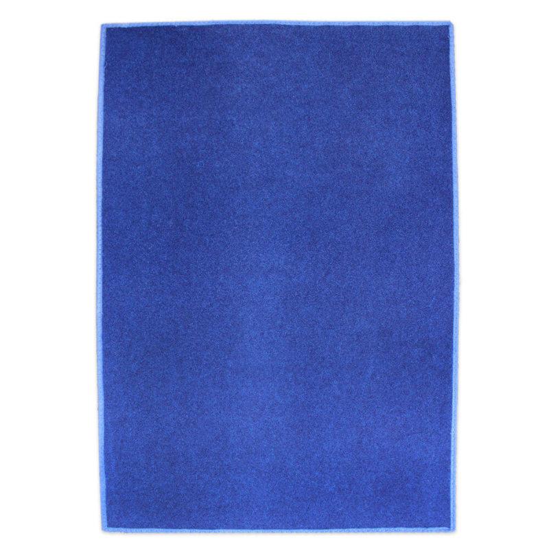 Deep Sea Indoor-Outdoor Durable Soft Area Rug Carpet Top