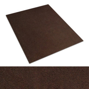 Fullton Street Brick Indoor-Outdoor Olefin Carpet Area Rug