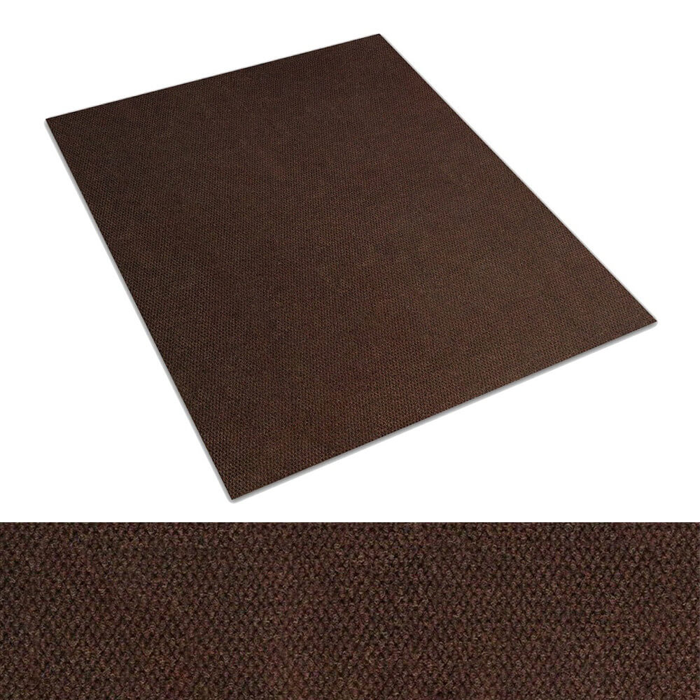 Fullton Street Brick Indoor-Outdoor Olefin Carpet Area Rug
