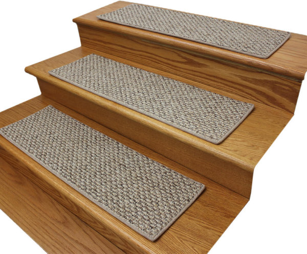 Starlight DOG ASSIST Carpet Stair Treads img