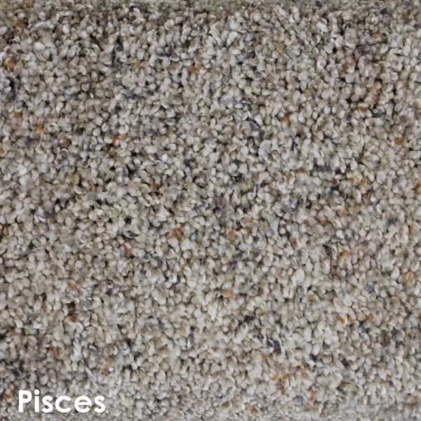World Class Pure Soft Indoor Area Rug Collection Pisces
