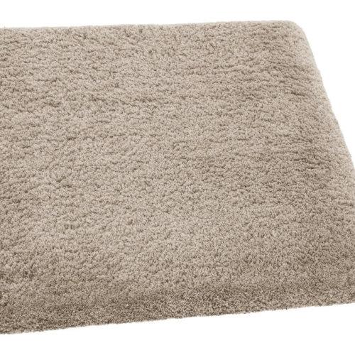 Plush Posh Shag Area Rug Collection ivory rug