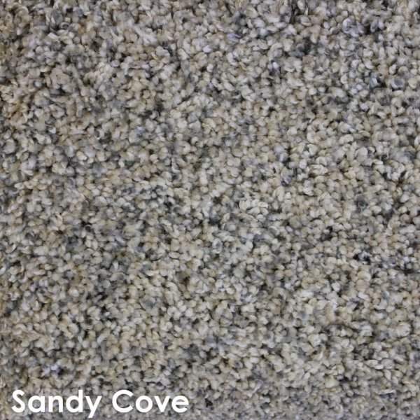 World Class Pure Soft Indoor Area Rug Collection Sandy Cove