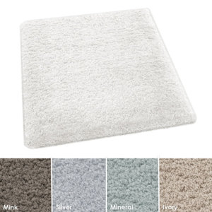 Plush Posh Shag Area Rug Collection