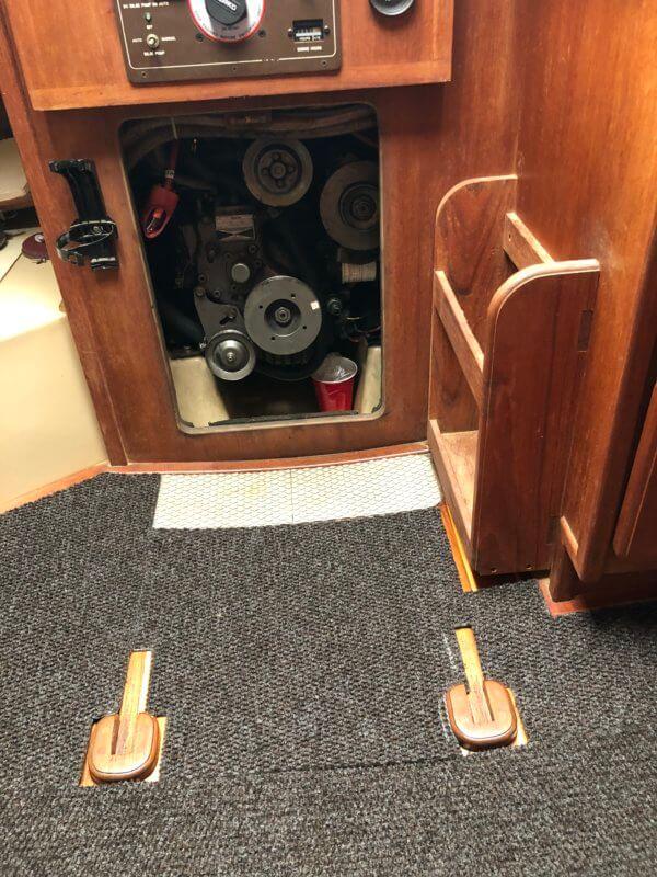 Fullton Street Charcoal Indoor-Outdoor Olefin Carpet Area Rug