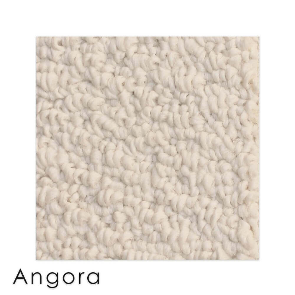 Weavers Guild Indoor Berber Area Rug Collection Angora