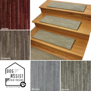 Basis DOG ASSIST Carpet Stair Treads