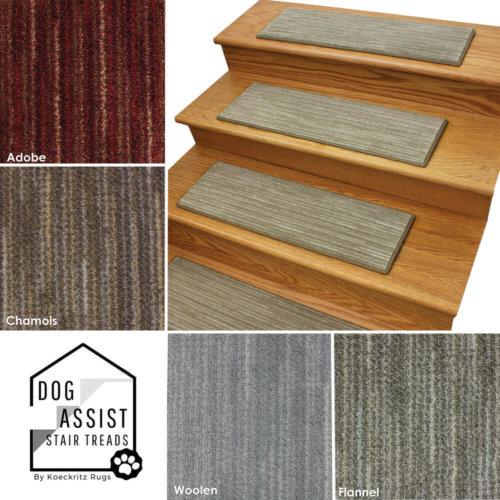 Basis DOG ASSIST Carpet Stair Treads