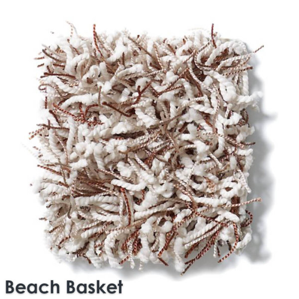 Beach Basket Bling