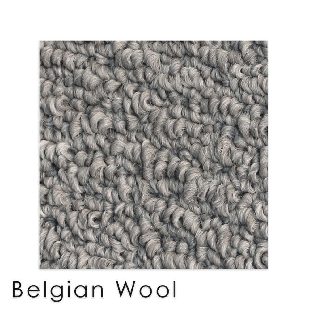 Weavers Guild Indoor Berber Area Rug Collection Belgian Wool