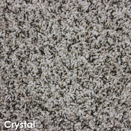 Gemstone Crystal Custom Cut Indoor Area Rug Swatch