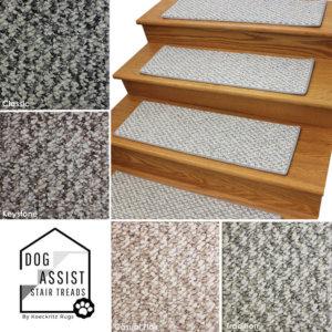 Cambridge DOG ASSIST Carpet Stair Treads