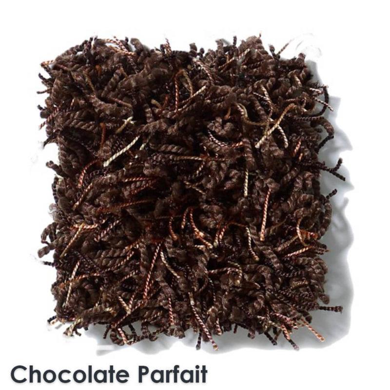 Chocolate Parfait Bling