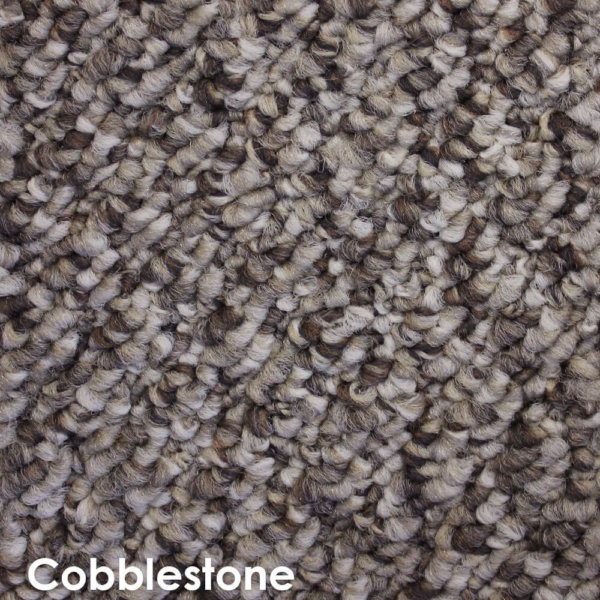 Cambridge DOG ASSIST Carpet Stair Treads Cobblestone
