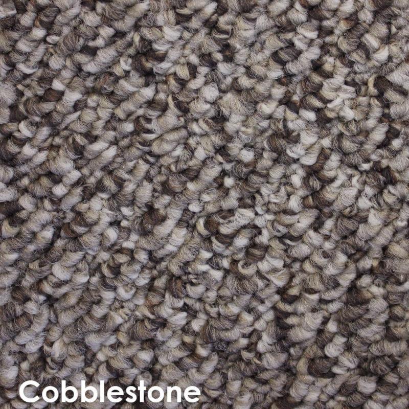 Cambridge DOG ASSIST Carpet Stair Treads Cobblestone