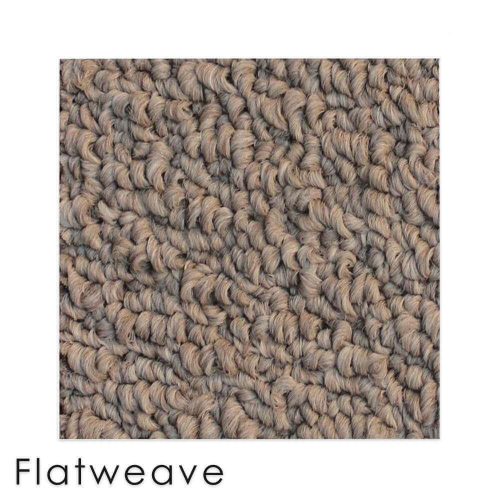 Weavers Guild Indoor Berber Area Rug Collection Flatweave