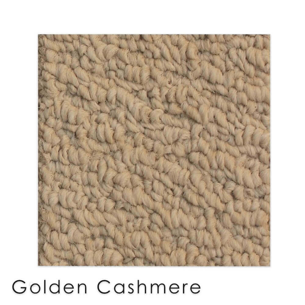 Weavers Guild Indoor Berber Area Rug Collection Golden Cashmere