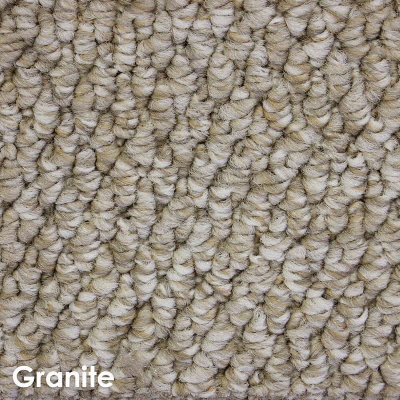 Callaway Berber Indoor Area Rug Collection Granite