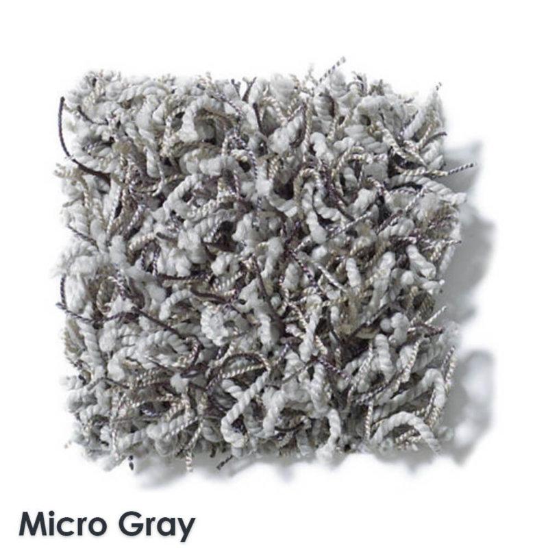 Micro Gray Bling