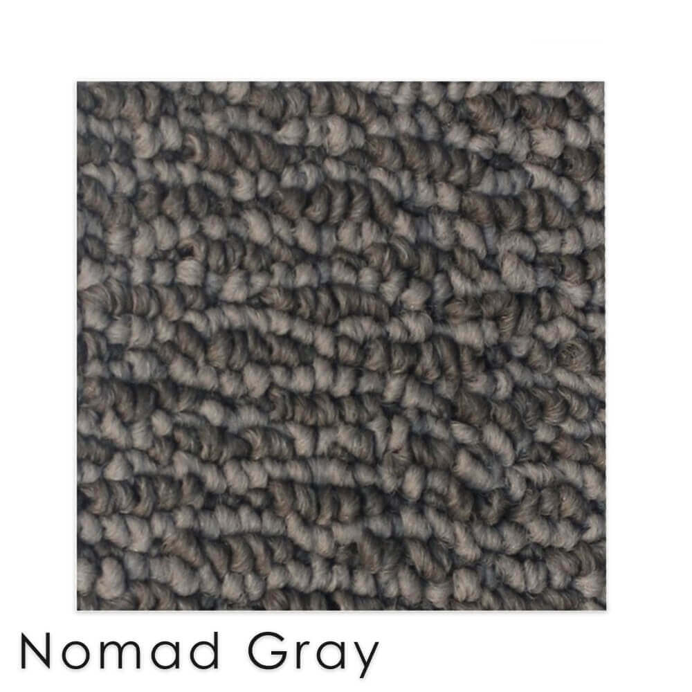 Weavers Guild Indoor Berber Area Rug Collection Nomad Gray