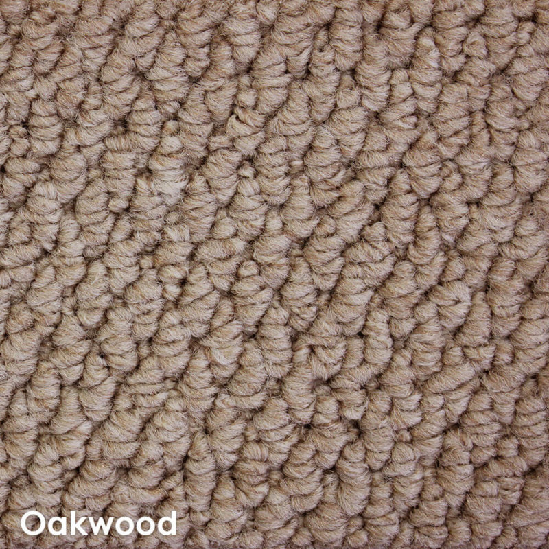 Callaway Berber Indoor Area Rug Collection Oakwood