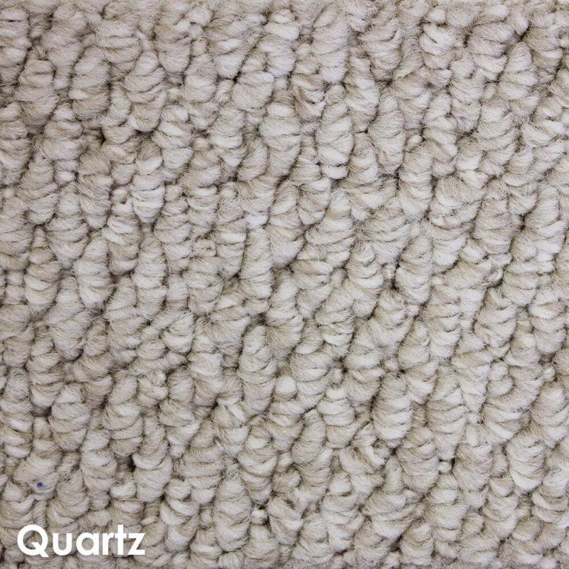 Callaway Berber Indoor Area Rug Collection Quartz