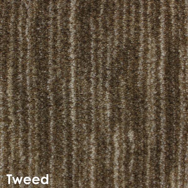 Basis DOG ASSIST Carpet Stair Treads Tweed