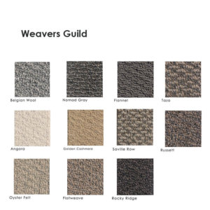 Weavers Guild Indoor Berber Area Rug Collection