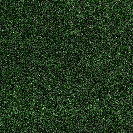 Green Black Economical Grass Turf | Indoor-Outdoor Area Rug Carpet - Light weight and easy to store