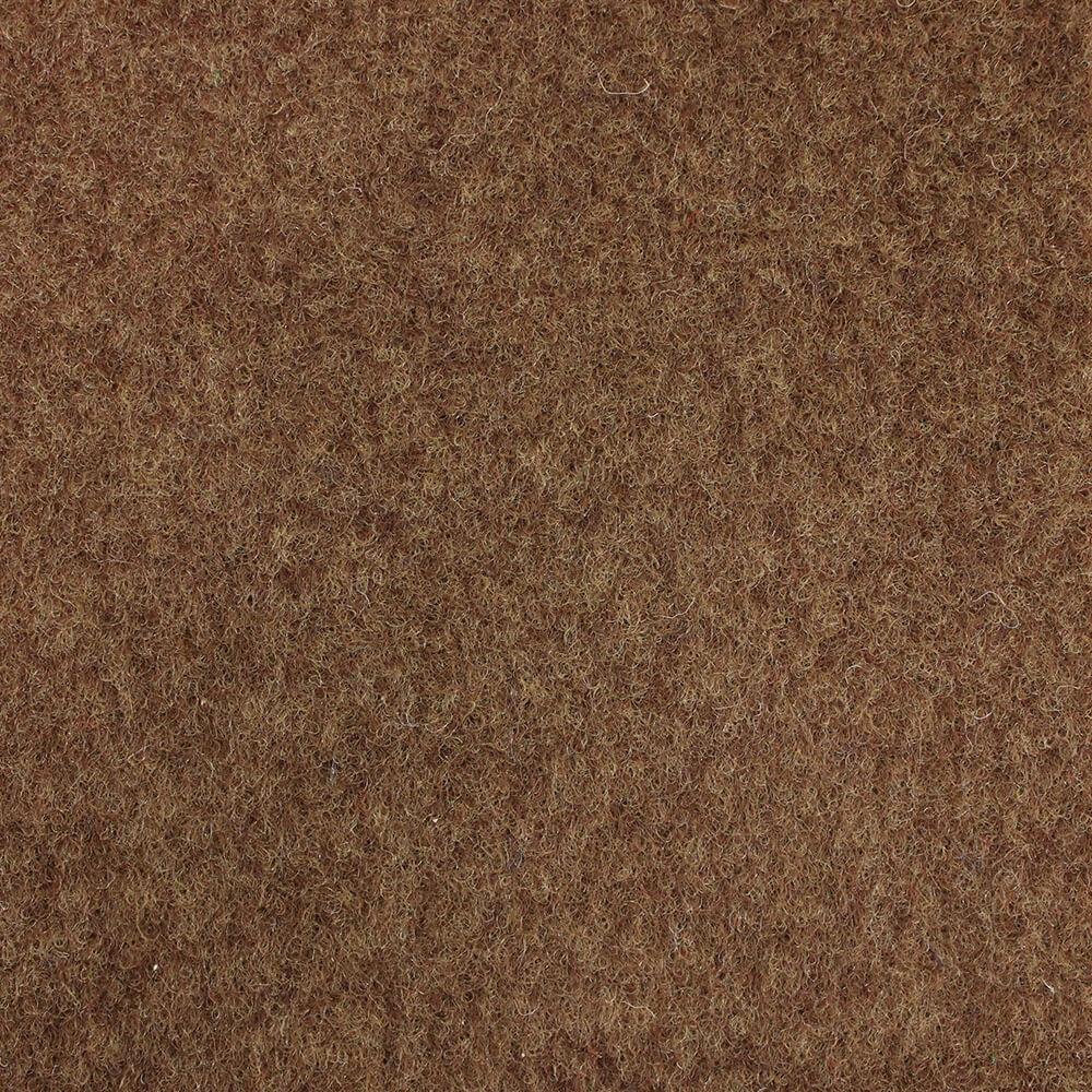 Brown Indoor-Outdoor Soft Area Rug Carpet