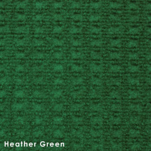 Interlace Heather Green Indoor - Outdoor Unbound Area Rugs