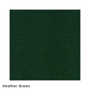 Savanna Heather Green Indoor - Outdoor Unbound Area Rugs swatch