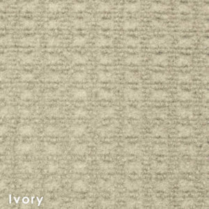 Interlace Ivory Indoor - Outdoor Unbound Area Rugs Swatch