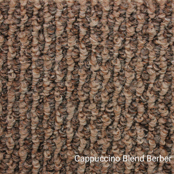Cappuccino Blend Berber color swatch
