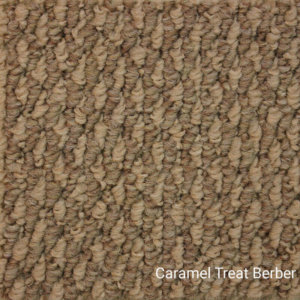 Caramel Treat Berber color swatch