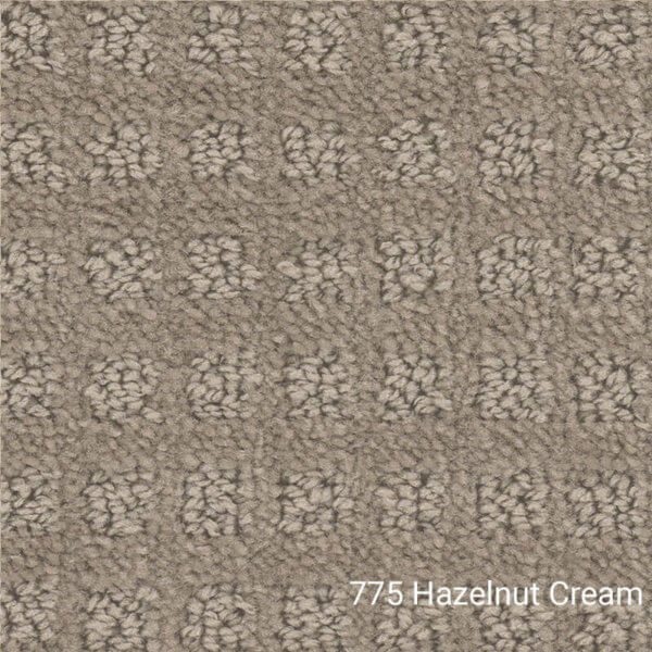 775 Hazelnut Cream Color