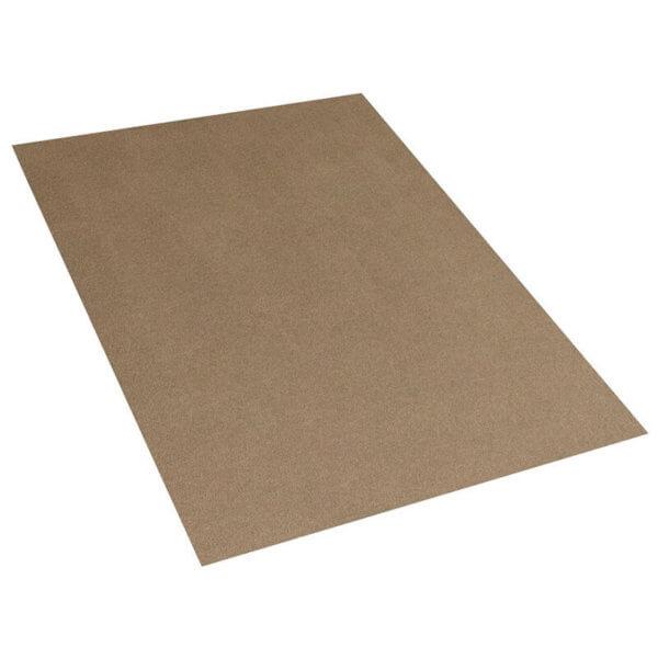 Roanoke Rib Indoor- Outdoor Unbound Area Rugs Chestnut rug