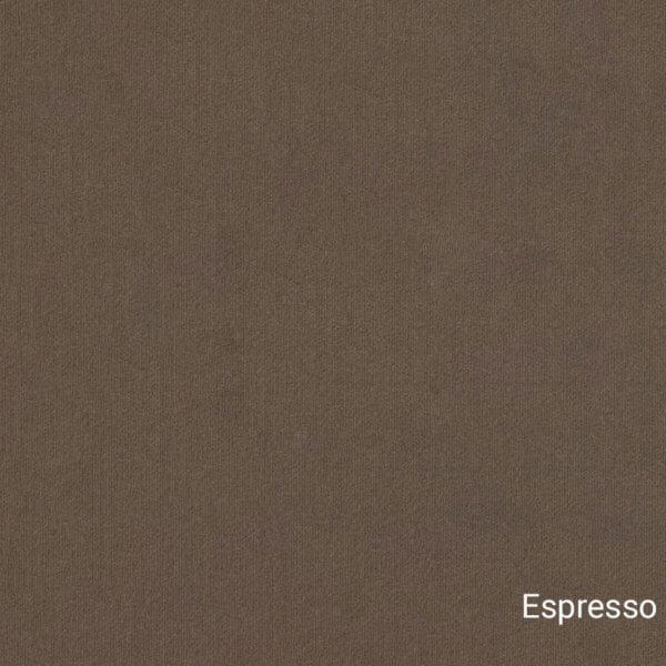 Roanoke Rib Indoor- Outdoor Unbound Area Rugs Espresso