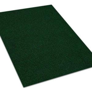 Green Valdosta Indoor-Outdoor Durable & Soft Carpet Area Rug | Custom Size