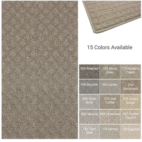 Harbour Town- Indoor Area Rug Collections - 15 Colors Available