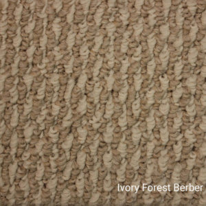 Ivory Forest Berber color swatch
